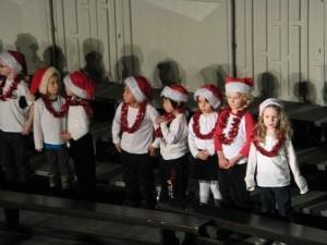 christmas school concert